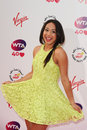 Heather watson arriving for the wta pre wimbledon party at the kensington roof gardens london picture by steve vas featureflash Royalty Free Stock Image