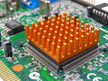 Heatsink Royalty Free Stock Photos