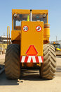 Heavy construction machine Royalty Free Stock Photography