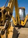 Heavy Duty construction equipment Royalty Free Stock Photo