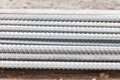 Heavy duty steel wire construction Royalty Free Stock Photos
