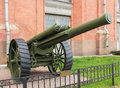 The heavy field gun of the Armstrong system.