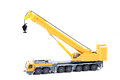Heavy truck crane Royalty Free Stock Photo