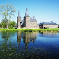 Heerlen Castle Royalty Free Stock Image