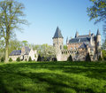 Heeswijk Castle Royalty Free Stock Photography