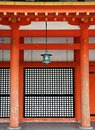 Heian Shrine - Kyoto Stock Images
