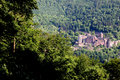 Heidelberg castle Royalty Free Stock Images
