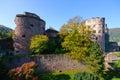 Heidelberg Castle in Germany Royalty Free Stock Photo