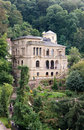 Heidelberg, Germany: nice building in Schlossberg Stock Image