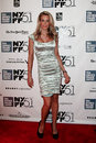Heidi albertson new york oct model attends the premiere of her a spike jones love story at the new york film festival at alice Stock Image