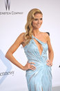 Heidi klum antibes france may at the st annual amfar cinema against aids gala at the hotel du cap d antibes Stock Photography