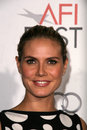 Heidi Klum,Black Swan Stock Photos