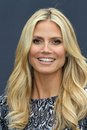 Heidi klum at the launch of s hair beauty therapy s right end revolution the grove los angeles ca david edwards Royalty Free Stock Photo