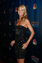 Heidi klum new york aug model attends the america s got talent post show red carpet at radio city music hall on august in new york Royalty Free Stock Photography
