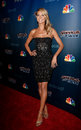 Heidi klum new york aug model attends the america s got talent post show red carpet at radio city music hall on august in new york Royalty Free Stock Image