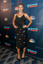 Heidi klum new york sep judge and supermodel attends the post show red carpet for nbc s america s got talent season at radio city Stock Images