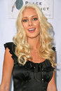 Heidi montag at the race to erase ms orange pass shopping benefit melrose place district los angeles ca Royalty Free Stock Photo