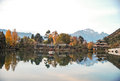 Heillongtan, Black Dragon Pool at Lijiang Stock Photo