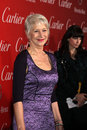 Helen mirren los angeles jan arrives at the palm springs international film festival awards gala at palm springs convention center Royalty Free Stock Photos