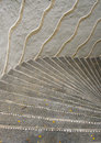 Helical stair Stock Images