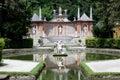 Hellbrunn Gardens In Salzburg,...