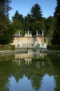 Hellbrunn palace park Royalty Free Stock Photography