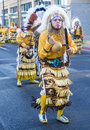 Helldorado days parade las vegas may a participants at the held in las vegas usa on may the annual Stock Photo