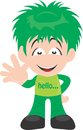 Hello iyan cartoon s portofolio featuring high quality royalty free images available for purchase on dreamstime Royalty Free Stock Photography