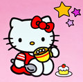 Hello Kitty Royalty Free Stock Photo