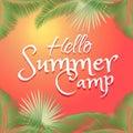 Hello Summer Camp