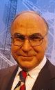 Helmut Kohl Royalty Free Stock Photo