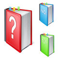 Help book icon Royalty Free Stock Photo