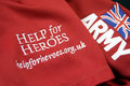 Help For Heroes Stock Photography