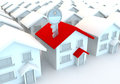 Help to choose and find home of your dreams Royalty Free Stock Photo
