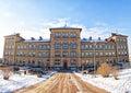 Helsingborg School Royalty Free Stock Photo
