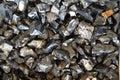 Hematite mineral background