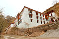 Hemis monastery Royalty Free Stock Images