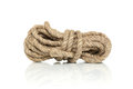Hemp Rope Royalty Free Stock Images