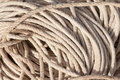 Hemp rope background Royalty Free Stock Photos