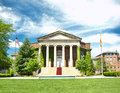 Hendricks chapel on the campus of syracuse university sytracuse new york in spring Royalty Free Stock Photos