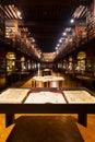 Hendrik Conscience Heritage Library Hall Royalty Free Stock Photo