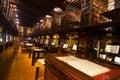 Hendrik Conscience Heritage Library Interior Tilt Royalty Free Stock Photos