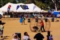 Henley-On-Todd Regatta, Wheel Race Royalty Free Stock Images