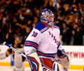 Henrik Lundqvist New York Rangers Royalty Free Stock Photography