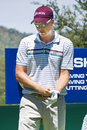 Henrik Stenson - 9th Tee - NGC2009 Stock Images