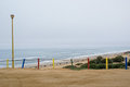 Henties Bay Beach front Royalty Free Stock Photo