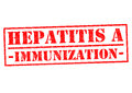 HEPATITIS A IMMUNIZATION