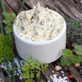 Herb butter Royalty Free Stock Photos