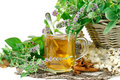 Herbal tea Royalty Free Stock Photo