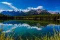 Herbert Lake Royalty Free Stock Photo